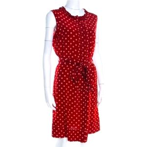 100% Silk Tory Burch Graham Dress